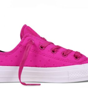 Converse boty Chuck Taylor All Star II Shield Lycra Pink main