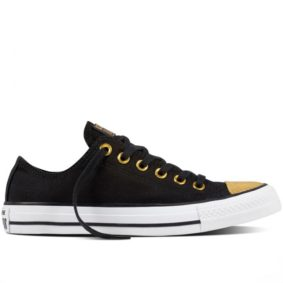 Converse boty Chuck Taylor All Star Metallic Toecap Low right