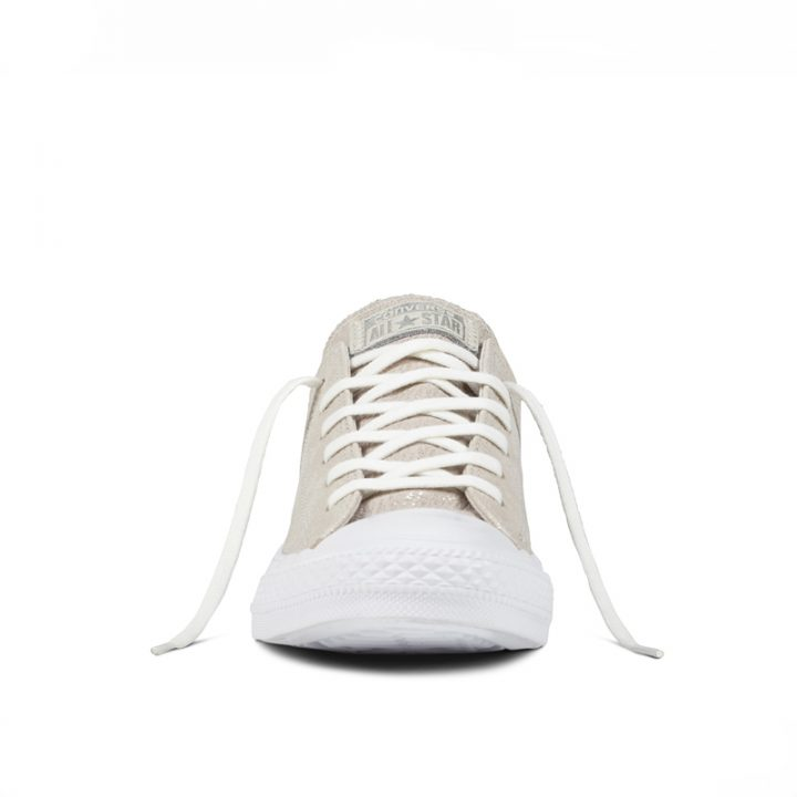 Damske Boty Converse Chuck Taylor All Star Tipped Metallic Ox front