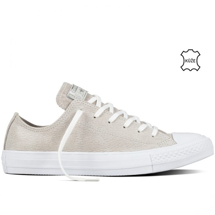 Damske Boty Converse Chuck Taylor All Star Tipped Metallic Ox right