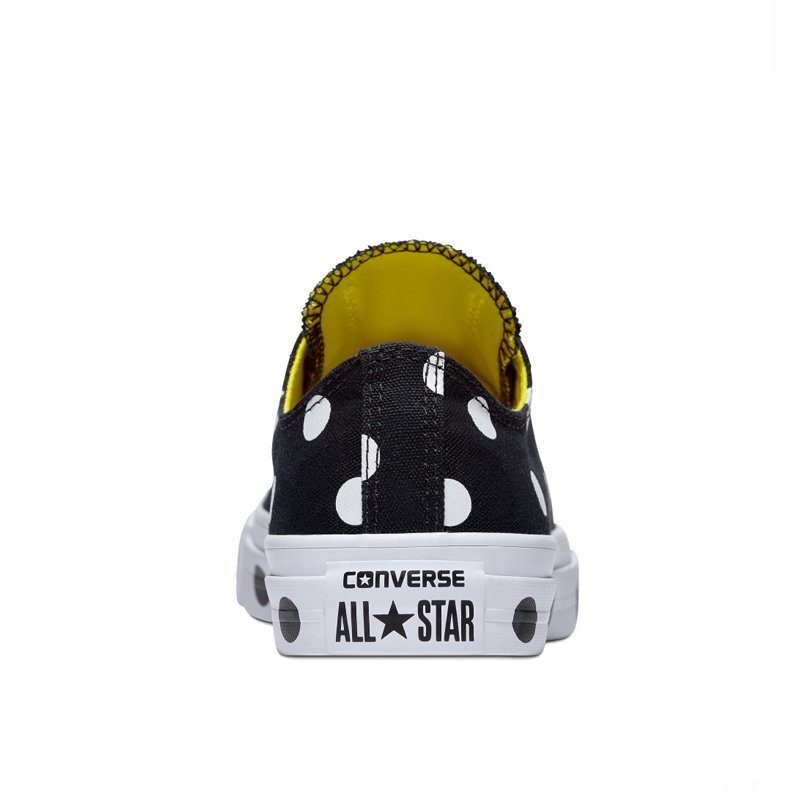 Converse boty Chuck Taylor All Star Dots Black Low back