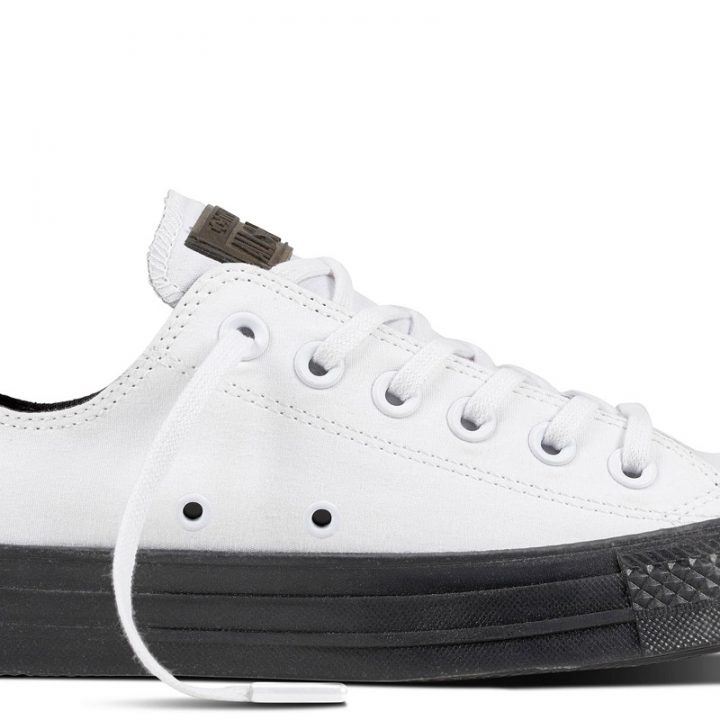 Boty Converse Chuck Taylor All Star Almost Black Ox main