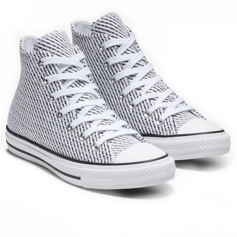 Converse boty Chuck Taylor All Star Wonderland High Top White angle