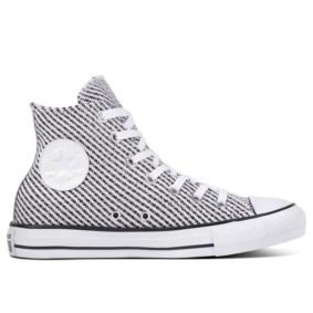 Converse boty Chuck Taylor All Star Wonderland High Top White right