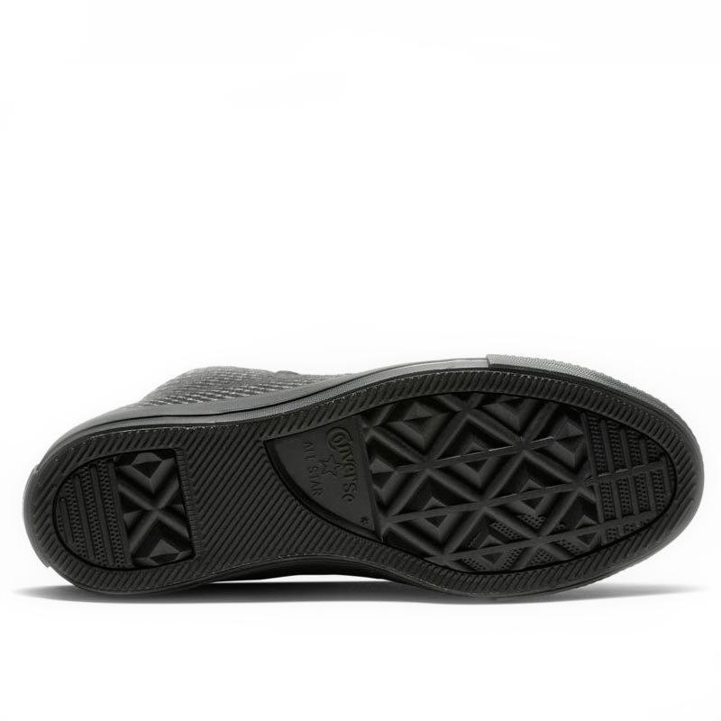 Converse boty Chuck Taylor All Star Wonderland High Top Black sole