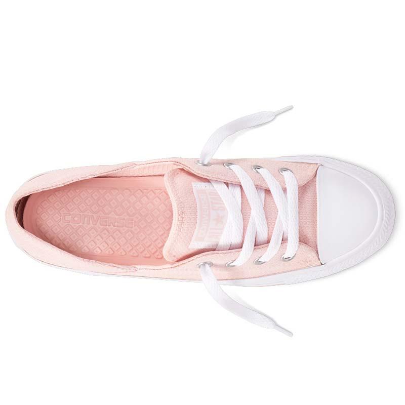 Converse boty Chuck Taylor Coral Vapor Pink top