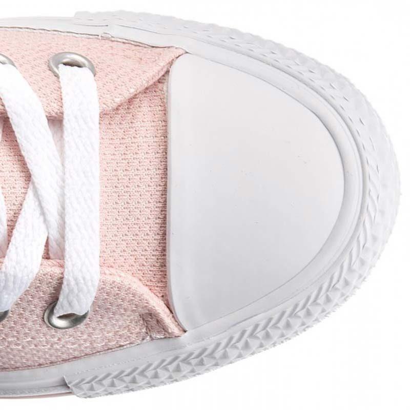 Converse boty Chuck Taylor Coral Vapor Pink closetop