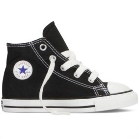 Converse dětské boty All Star Black Kids right