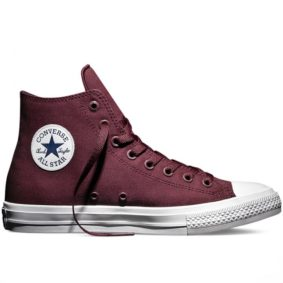 Converse boty Chuck Taylor All Star II Core Deep Bordeaux right