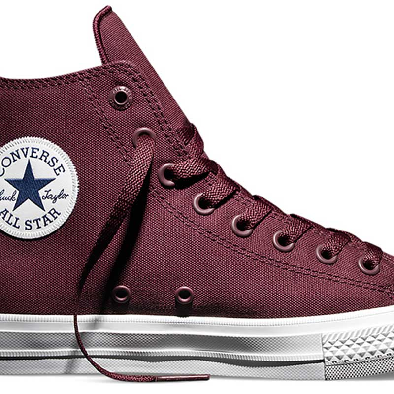 Converse boty Chuck Taylor All Star II Core Deep Bordeaux main