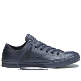Converse boty Chuck Taylor All Star Leather Inked Monochrome Ox