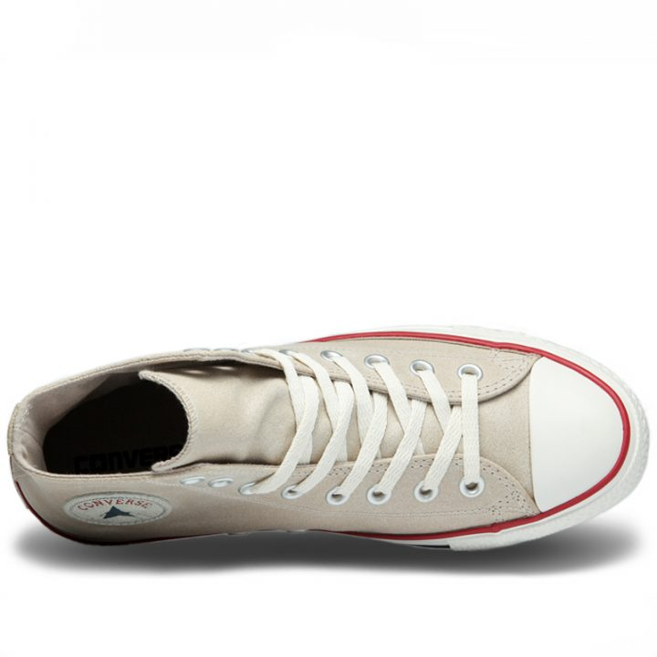Converse boty Chuck Taylor All Star Suede Portrait Gray