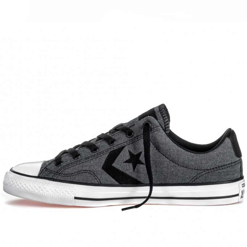 Converse Cons Star Player Grey left