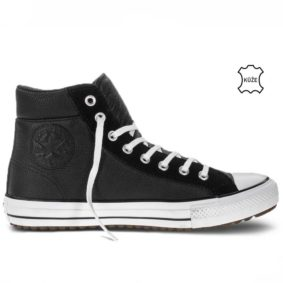 Converse boty Chuck Taylor Boot PC Black right
