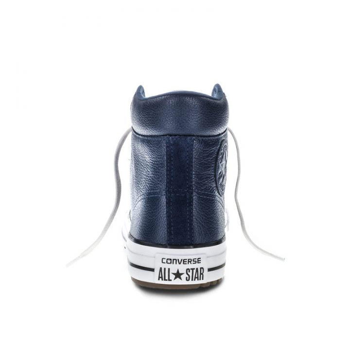 Converse boty Chuck Taylor Boot PC Navy back