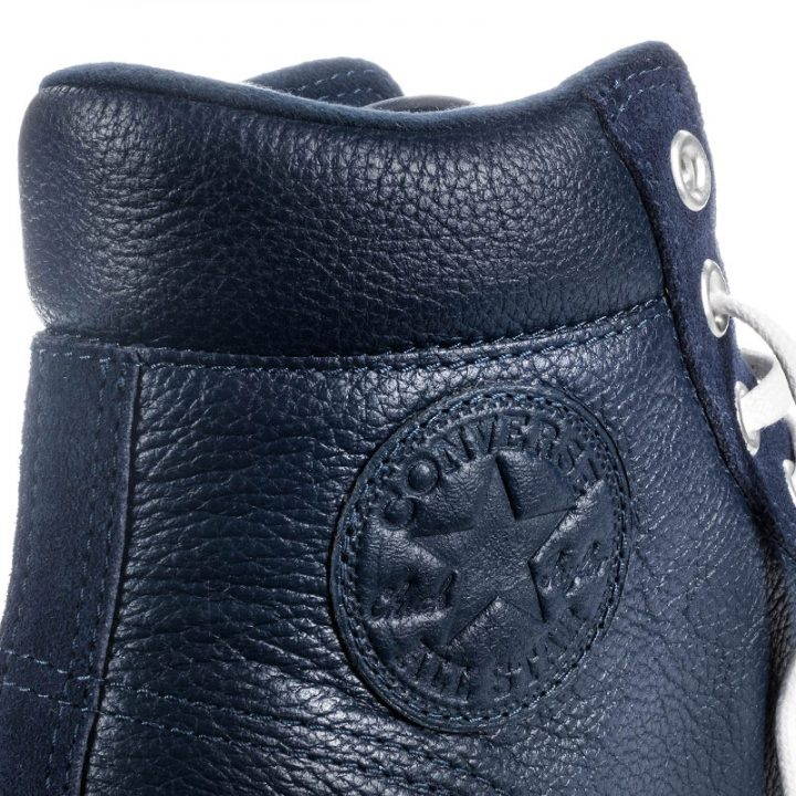 Converse boty Chuck Taylor Boot PC Navy detail