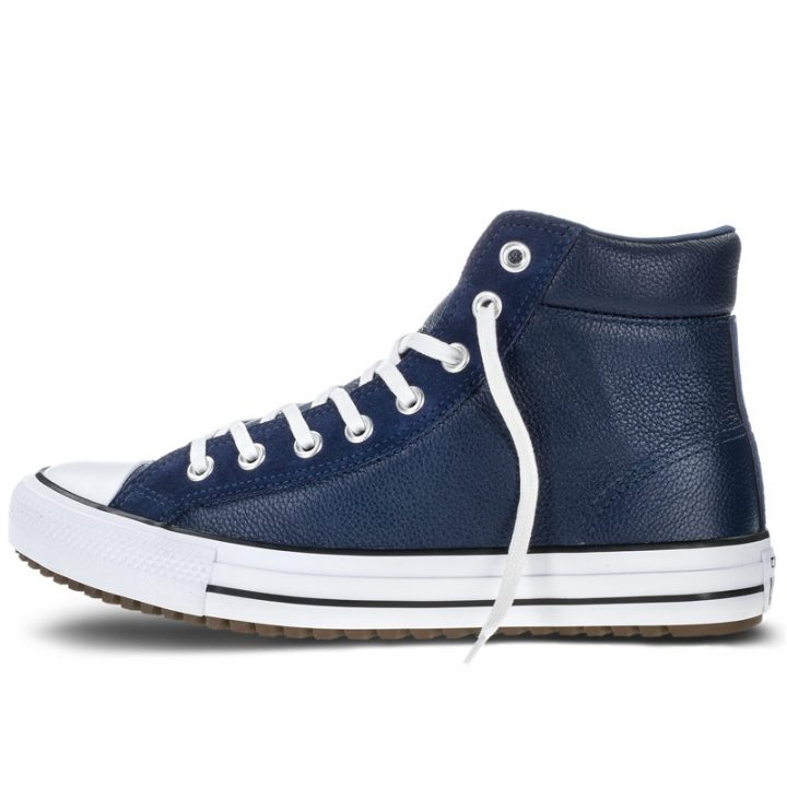 Converse boty Chuck Taylor Boot PC Navy left
