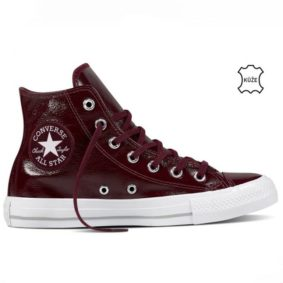 Converse boty Chuck Taylor Crinkled Patent