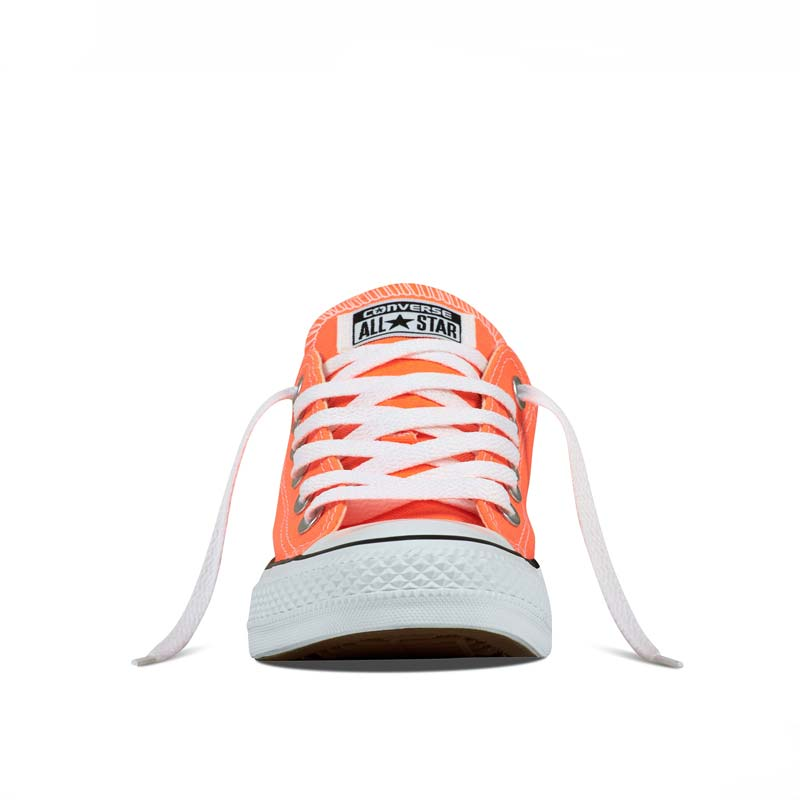 Converse boty Chuck Taylor Fresh Colors Hyper Orange front