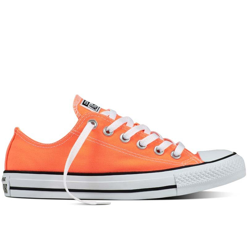 Converse boty Chuck Taylor Fresh Colors Hyper Orange roght