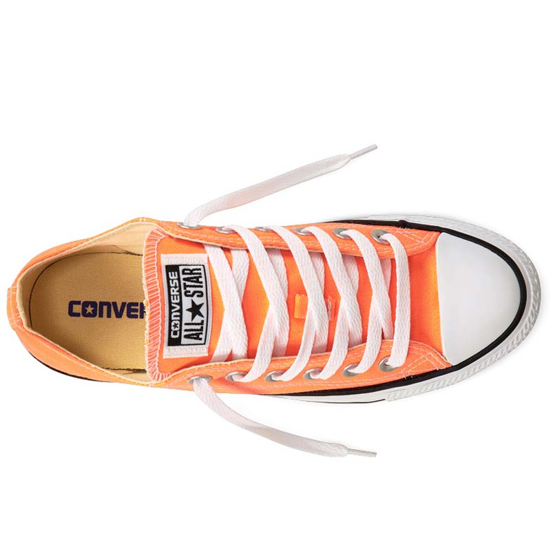 Converse boty Chuck Taylor Fresh Colors Hyper Orange top