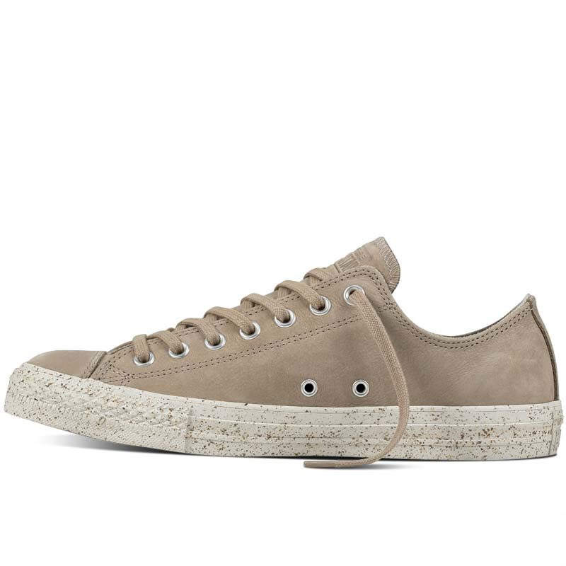 Converse boty Chuck Taylor All Star Nubuck left