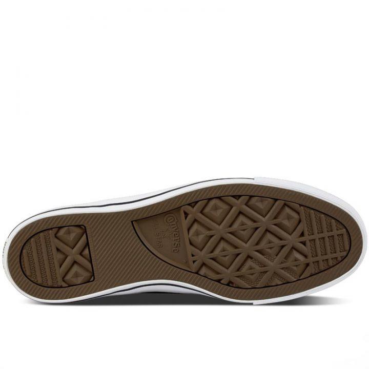 Converse boty Chuck Taylor Syde Street Black sole