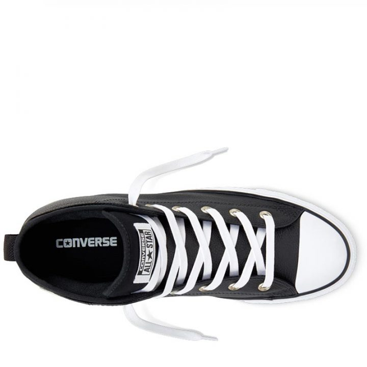 Converse boty Chuck Taylor Syde Street Black top