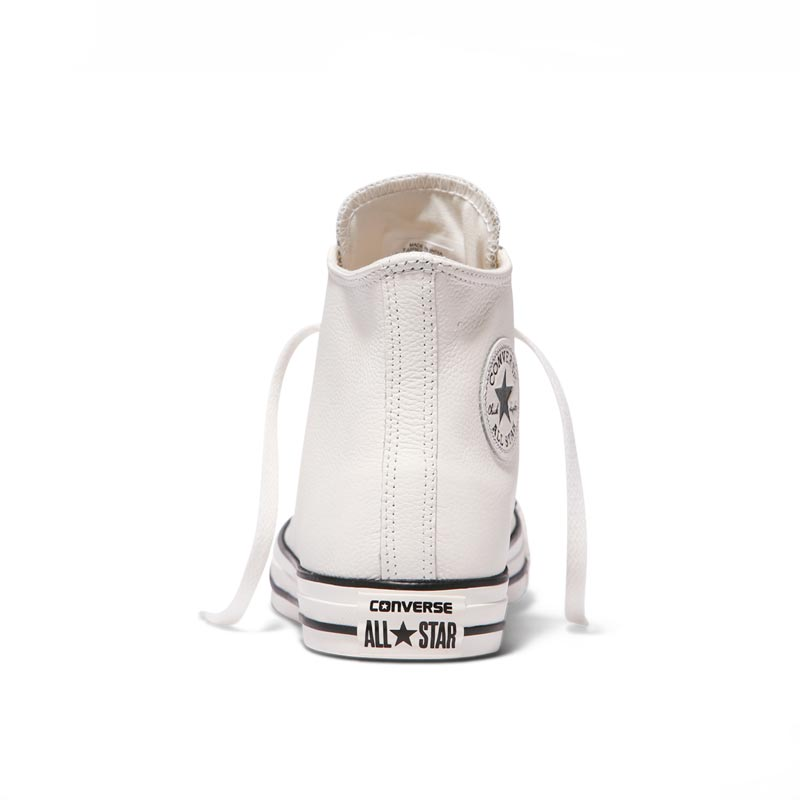 Converse boty Chuck Taylor Tumbled Leather Egret