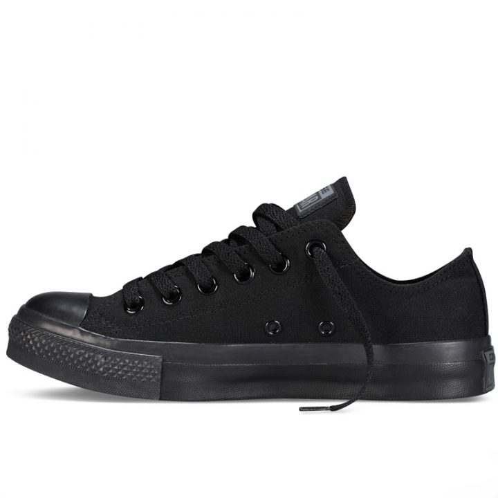 Boty Converse Chuck Taylor All Star Ox Monoblack left