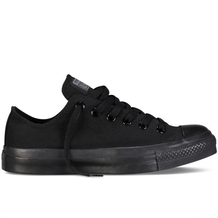 Boty Converse Chuck Taylor All Star Ox Monoblack right