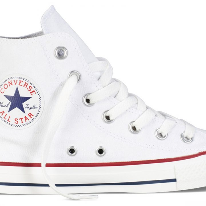 Converse boty All Star Chuck Taylor Hi Optical White main