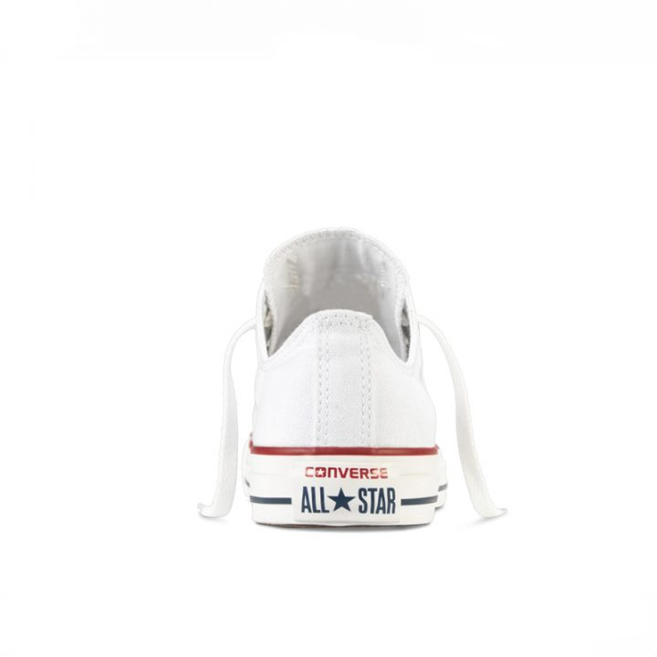 Boty Converse Chuck Taylor- All Star Optical White Ox back