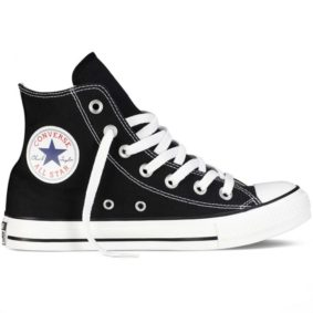 Boty Converse Chuc Taylor All Star Hi Black right