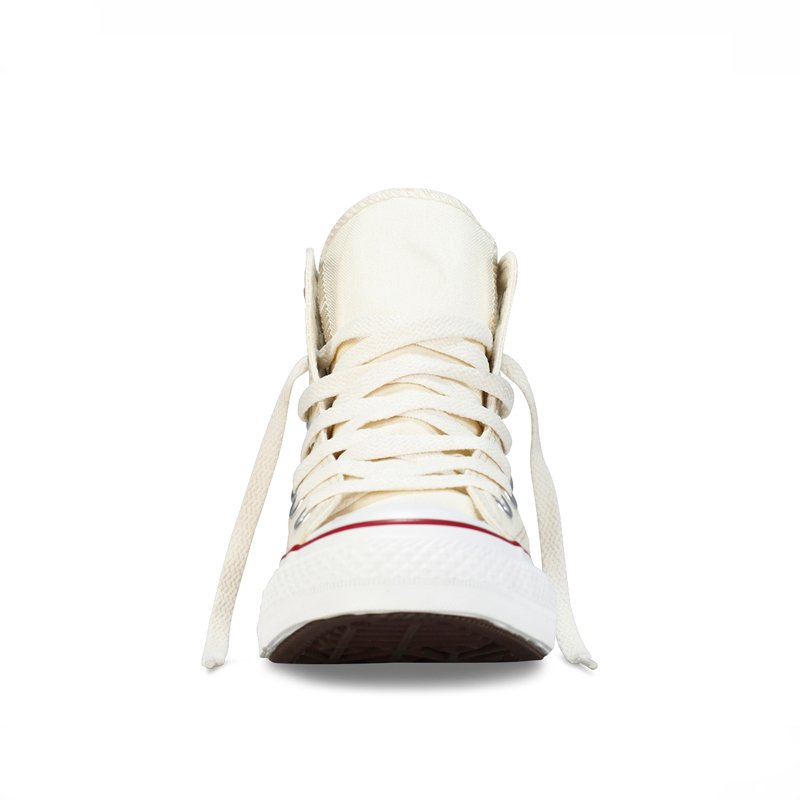 Converse boty Chuck Taylor All Star Hi Core Natural White front