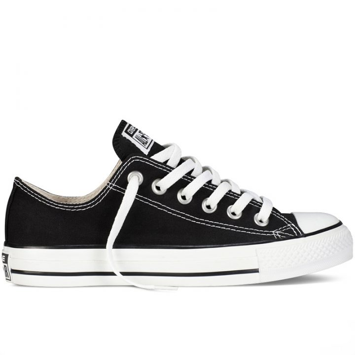 Boty Converse Chuck Taylor All Star Black Ox right