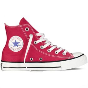 Boty Converse Chuck Taylor All Star Core Red Hi right