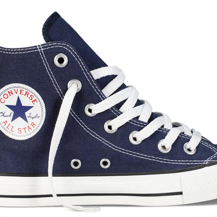 Converse Chuck Taylor All Star Hi Navy main