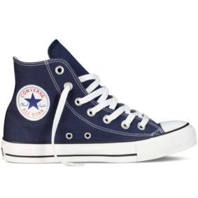 Converse Chuck Taylor All Star Hi Navy right
