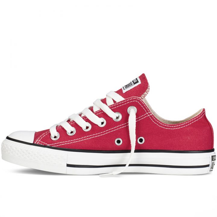 Boty Converse Chuck Taylor All Star Core Red Ox left