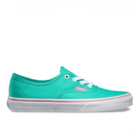 Vans boty Authentic Iridescent Florida Keys right