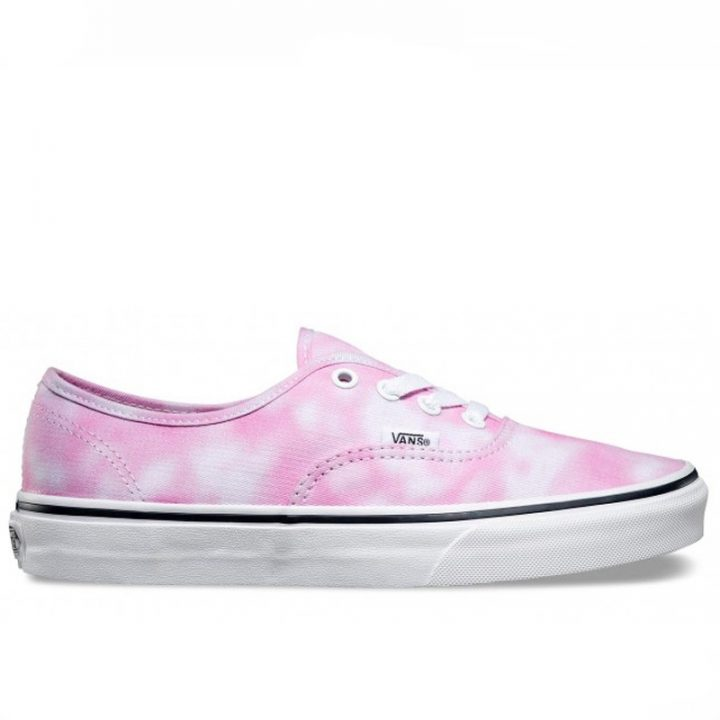 Vans damske boty Authentic Tie Dye Rose right