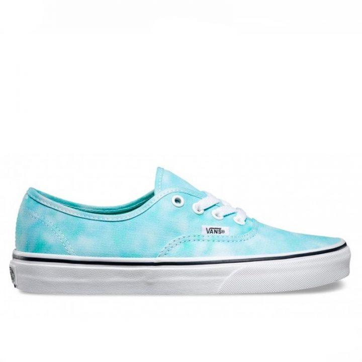 Dámské boty Vans Authentic Tie Dye Turquoise right