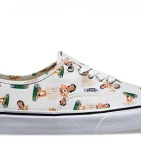 Vans panske boty Authentic Digi Hula main