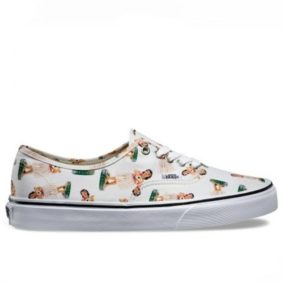 Vans panske boty Authentic Digi Hula right