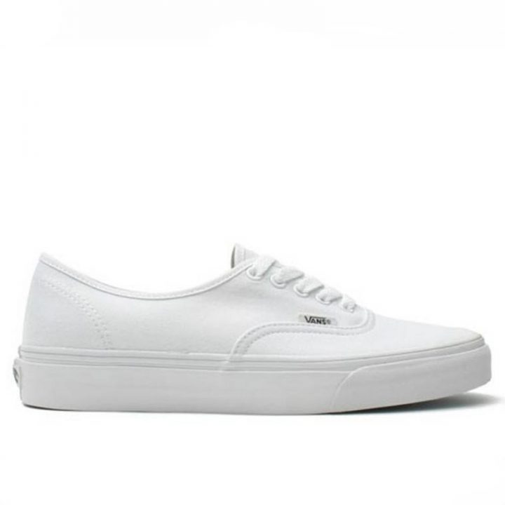 Vans boty Authentic White right