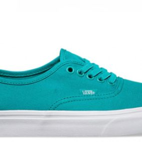 Vans boty AUTHENTIC Deep Peacock Blue