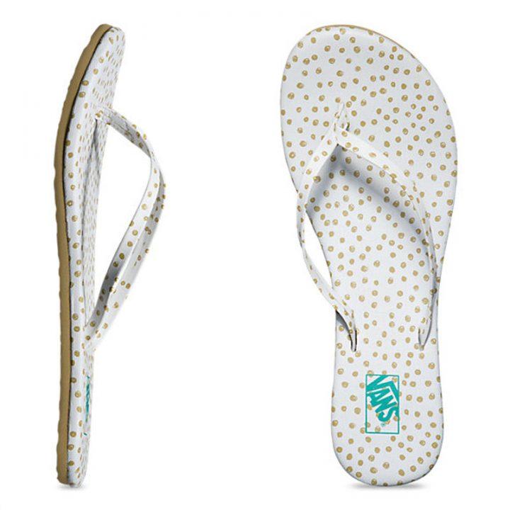 Vans zabky pantofle CARMELLE DOTS pair