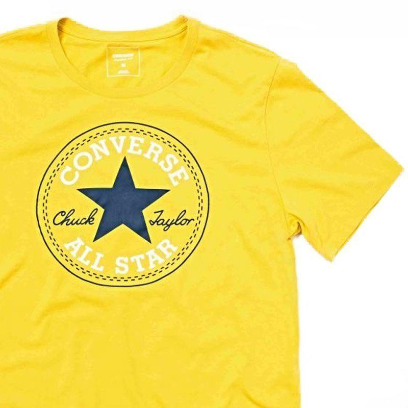 Converse triko Chuck Patch Tee Bitter Lemon main