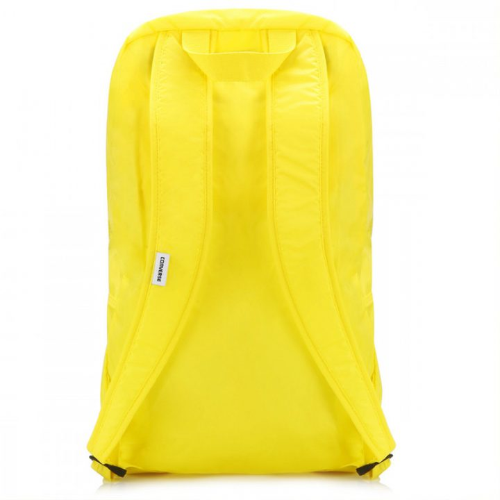 Batoh Converse Packable BackPack Fresh Yellow back